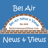 Bel Air News & Views' new logo designed by DeVoe Creative