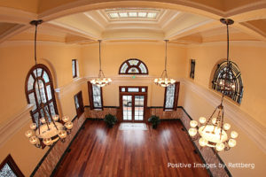 Get a personal tour of Havre de Grace's newest wedding venue La Banque de Fleuve
