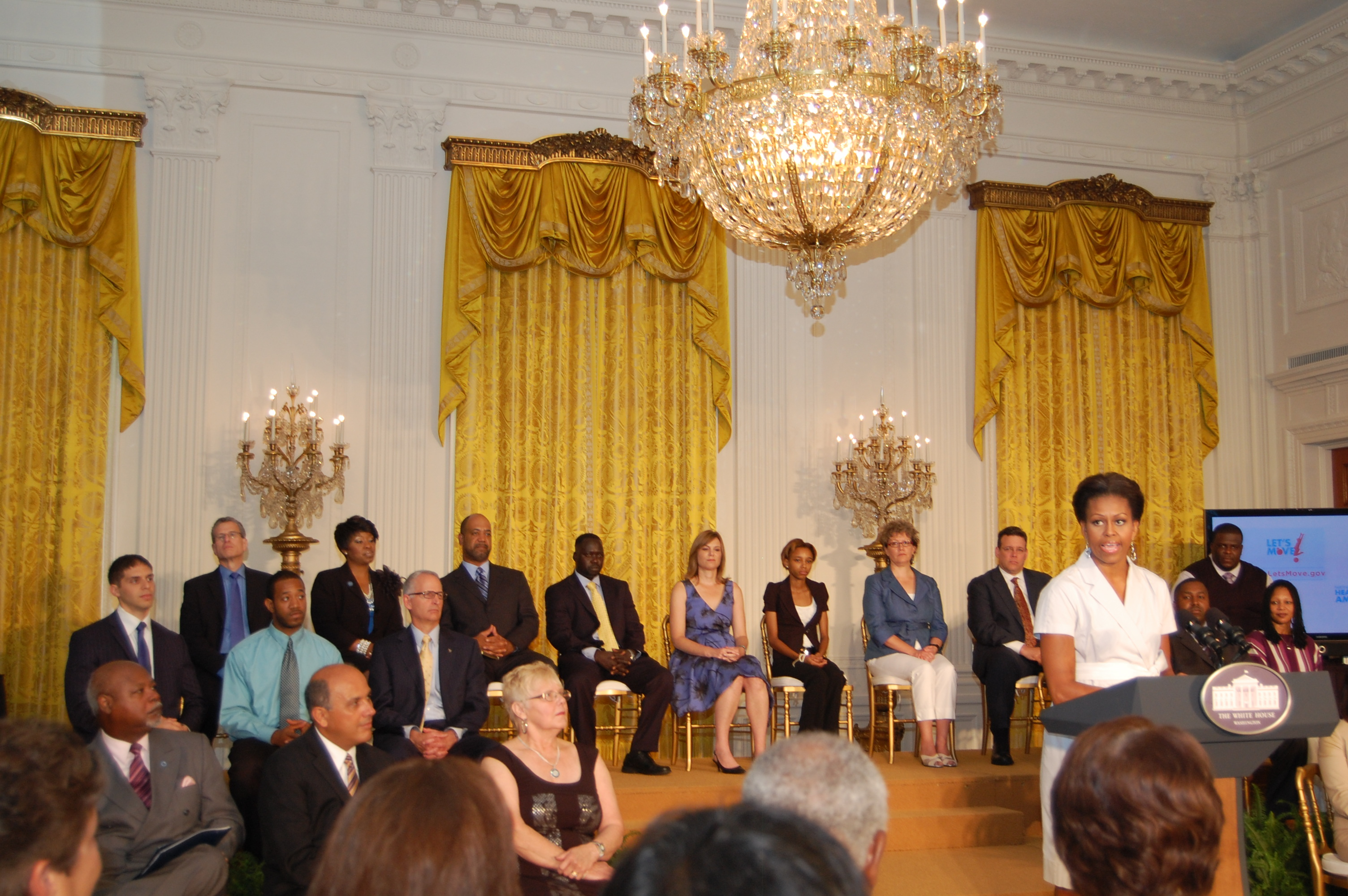 Forest Hill Based Klein S Rite Of Maryland For Making Healthy Food More Readily Available In Areas That Need It At White House Ceremony Wednesday