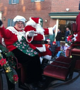 Town of Bel Air Christmas parade and festivities to be held Dec. 1