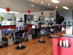 New split endz family hair salon now open at festival at for Salon bel hair