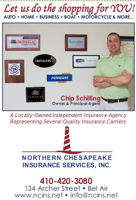 Northern Chesapeake Services, Inc. offers tips on the importance of making a home inventory checklist