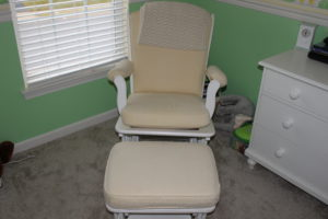 Classified Ads: Pottery Barn nursery furniture