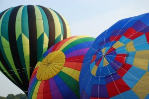 SARC's Third Annual Rising Above It Hot-Air Balloon Festival and Balloon Glow Gala coming up this weekend in Bel Air