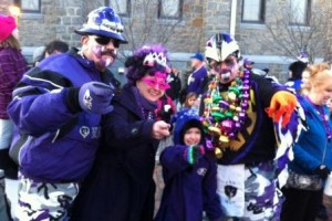 Bel Air Ravens Rally scheduled 4:30 p.m. Friday in Armory Park on Main St.
