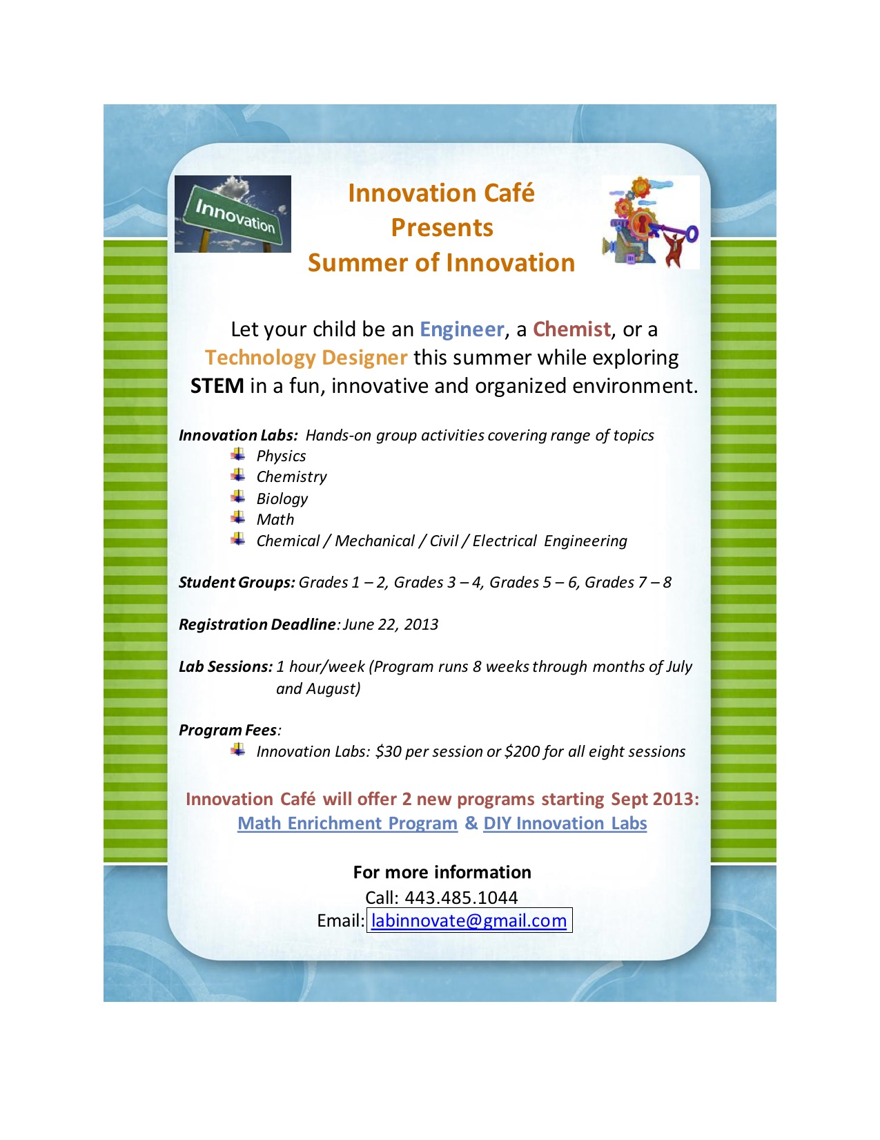 Things to do this weekend around bel air may 30 june 2 for Stem certificate template