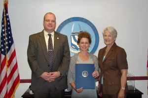 Cheryl Landreth named Harford County Employee of the Month for June