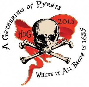2013 Pyrate logo