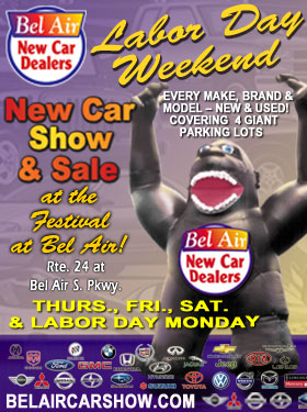 Car Dealers Labor Day Weekend New Car Show & Sale returns to Festival