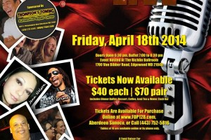 Tickets are available now for the third annual Laugh Comedy Show featuring Ron Canada, Jay the Chameleon, Jenn Nelson and Howard G April 18 at the Richlin Ballroom