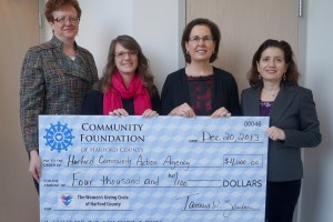 Women's Giving Circle of Harford County awards more than in grants $36,000 to nonprofits