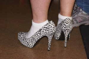 "SARC's ""Walk a Mile in Her Shoes"" event coming up April 26 in downtown Bel Air"