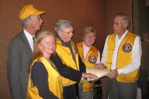 Lions Club Strides Against Diabetes Walk/Run is coming up May 11at Friends Park in Forest Hill