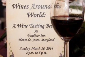 "Family and Children's Services hosted ""Wines Around the World"" fundraiser at Vandiver Inn"