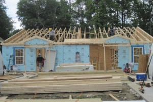 Habitat for Humanity Susquehanna and Lennar to build two homes for first-time homebuyers as part of the nationwide Home Builders Blitz 2014