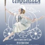 "Harford Ballet Company presents ""Cinderella"" June 14 and 15 at the Bel Air High School"