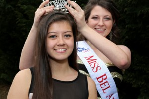 Cynthia Ford of Abingdon is named Miss Bel Air Independence Day 2014