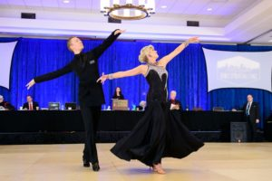 SwingTime Ballroom sweeps the start of the 2014 Dancesport Competition Season
