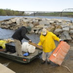 Two new sites added to Lower Susquehanna Heritage Greenway's annual River Sweep clean-up event on April 26