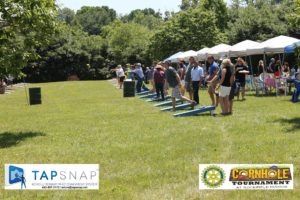 Bel Air Rotary hosted largest Harford County cornhole tournament