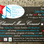 Things to do this weekend around Bel Air (July 24-27)