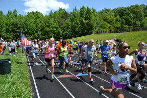 Joppatowne High's 5K raises more than $6,000 for the Wounded Warrior Project