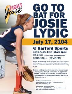 Go-to-bat-for Josie-Flyer