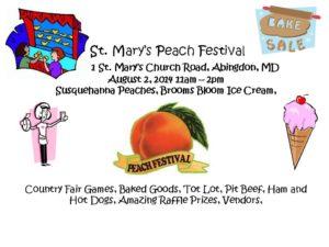Peach Festival 2014