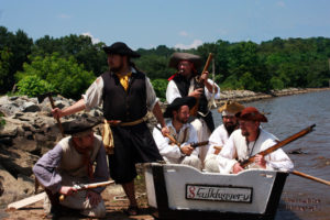 Pirate Fest is July 11-13 at the Susquehanna Museum at the Lock House in Havre de Grace