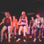 "Local students with Get2Act recently presented ""Fame, Jr."" and will perform ""Godspell"" Aug. 8 & 9"