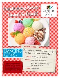 jarrettsville creamery fundraiser