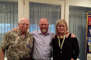 Bel Air Rotary Past President Debra S. Williams named Paul Harris Fellow