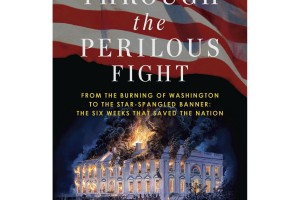 """Journalist and author Steve Vogel to discuss his book """"Through the Perilous Fight: Six Weeks that Saved the Nation"""" tonight at the Fallston Library"""