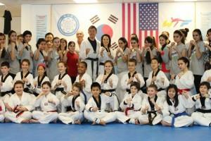 Bel Air Taekwondo school participates in exchange program with athletes from Tajikistan