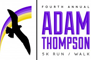 4th Annual Adam Thompson 5K Run/Walk is coming up April 26 at Harford Community College