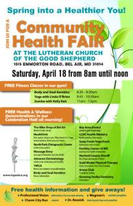 HealFair Poster