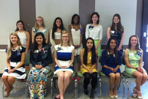 Top Female Science and Math Students Honored at Judith Resnik Awards Luncheon