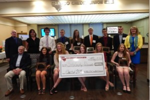 HAR-CO Credit Union awards $11,000 to Class of 2015 graduates