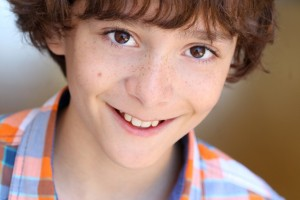 "Bel Air teen to appear in TV movie ""Christmas Trade"" this holiday season"