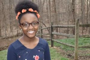 Abingdon 5th-grader Grace Callwood named a 2016 Hyundai Hero of Hope