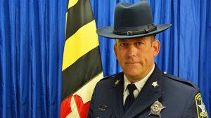 Harford County Sheriff Jeff Gahler