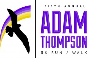 5th annual Adam Thompson 5K Run/Walk coming up April 24 at Harford Community College
