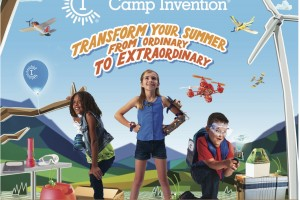 STEM summer program Camp Invention comes to Harford Day School the week of Aug. 15