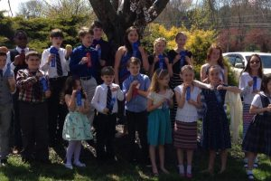 New Covenant Christian School students win honors at 2016 Association of Christian Schools International Speech Meet