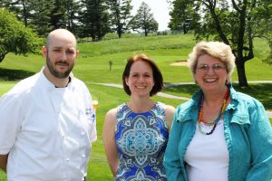 Maryland Golf and Country Clubs' Chef Dan Nosek wins title of AAUW's Food Fight Chef of the Year