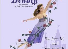 """Ballet Chesapeake brings """"Sleeping  Beauty"""" to Bel Air High School June 18 and 19"""