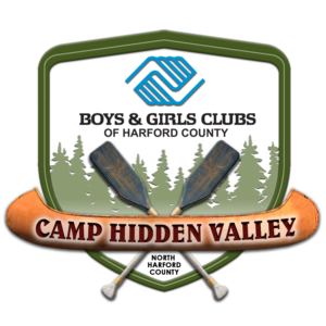 BGC Camp Hidden Valley Logo