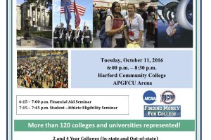 HCPS College & Career Fair is coming up Oct. 11 at the Harford Community College APGFCU Arena