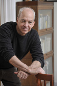 Writer Dan Fesperman pictured in his home. Lloyd Fox [Sun Photographer]