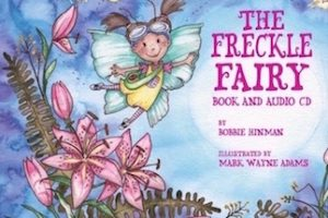 "Former Harford County author Bobbie Hinman celebrates launch of newest book ""The Freckle Fairy"" Oct. 29 at Bel Air Barnes & Noble"
